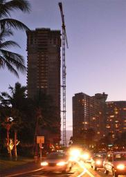 Big Crane - Honolulu