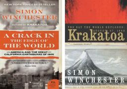 Krakatoa and A Crack in the Edge of the World