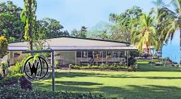 The CWA Cottage in Madang