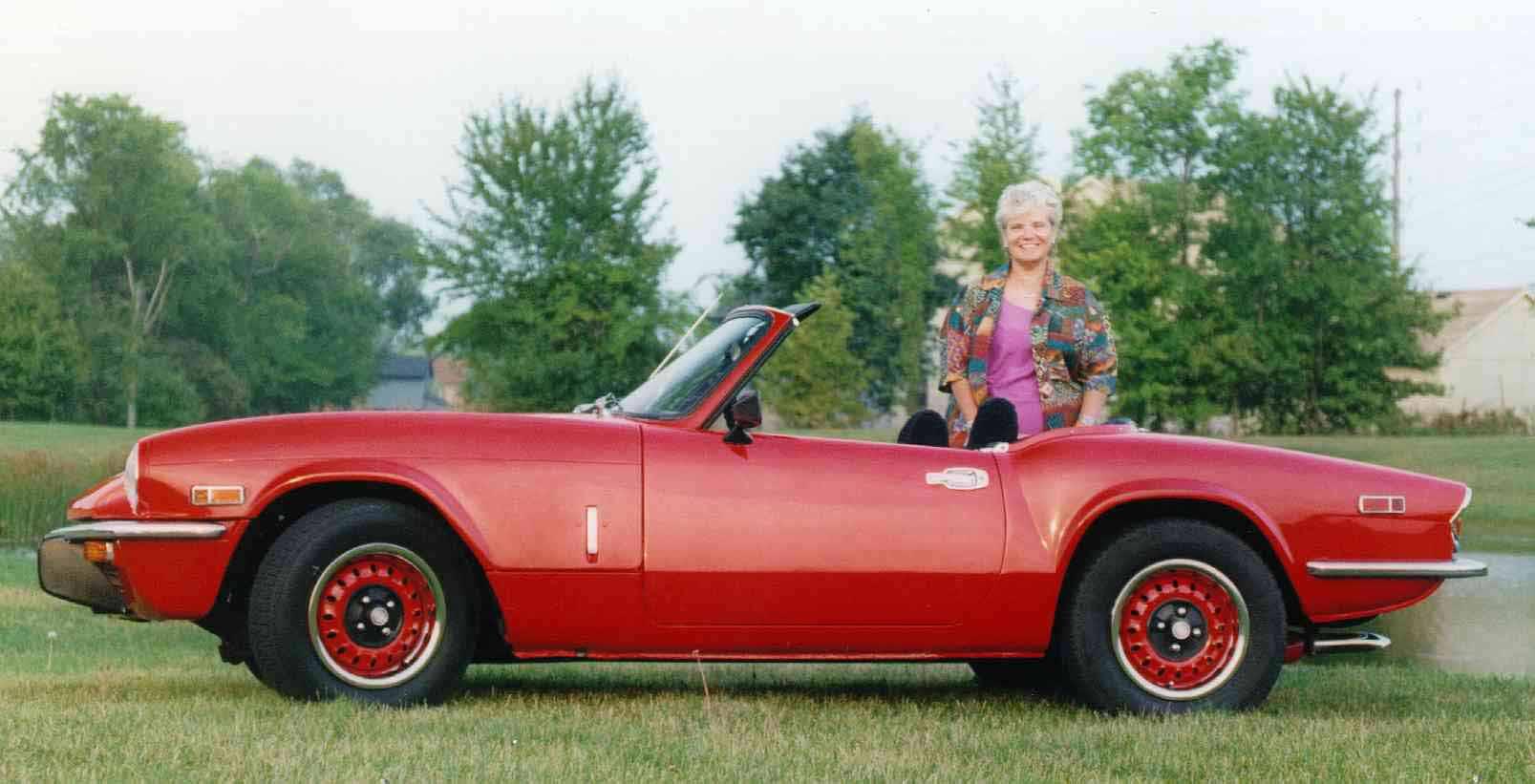 buy our car – 1973 triumph spitfire 1500   madang - ples bilong mi