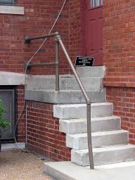 Eunie's staircase
