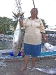 National Record Yellowfin Tuna on a 4kg line.