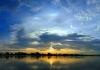 20090225_sunrise_frontyard_panorama