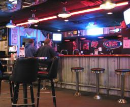 Hog Heaven - Plainfield Indiana - The bar
