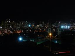 Honnolulu at Night