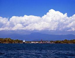 Madang from Tab Anchorage