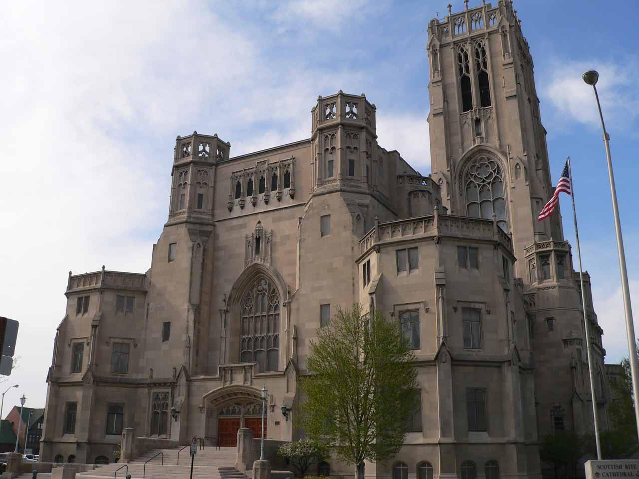 Scottish Rite Cathedral Madang Ples Bilong Mi