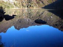 Upside-down Mountain