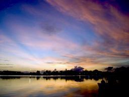Veranda Sunrise
