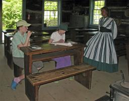 In the Schoolhouse