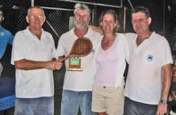 Tennis Grand Final 2007 - Business House - Winners - Madang Lodge Turtles