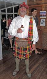 Scottish Night at CWA - Trevor Hattersley