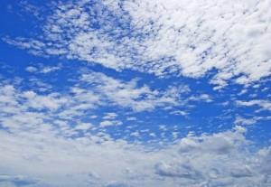More sky