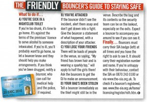 Know Your Bouncer - TERRIFYING!