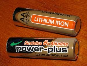 Lithium Iron Batteries
