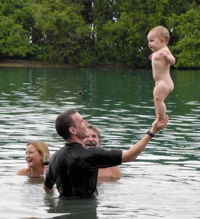 Baby Balancing - Baby #1
