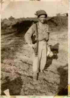 Arnold William Messersmith - Milne Bay Province - WWII