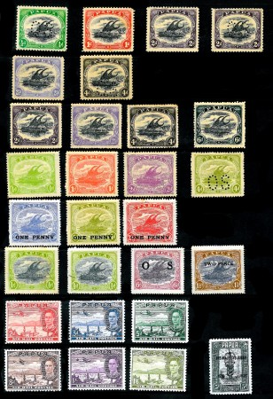 Early New Guinea Stamps 2
