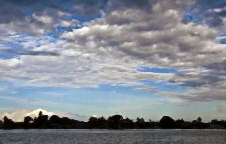 A Simpson Sky