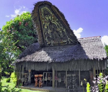 The Artefact House at Madang Lodge
