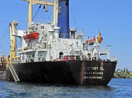 "Logger ship ""Victory"""