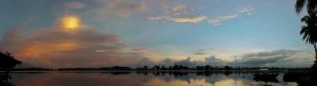 A mind-blowing sunrise - Nice job, God!