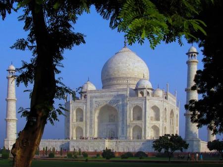 Taj Mahal by Val Jerram