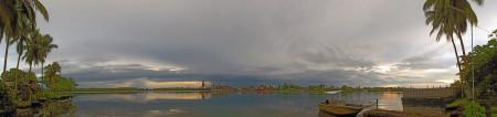 Front Yard Panorama