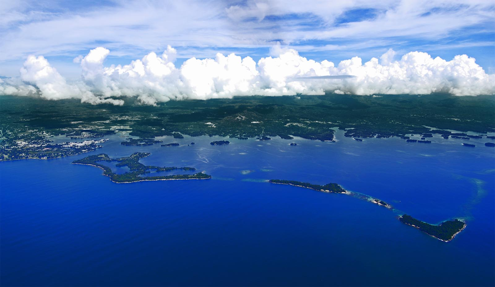 Madang - The View from Heaven   Madang - Ples Bilong Mi