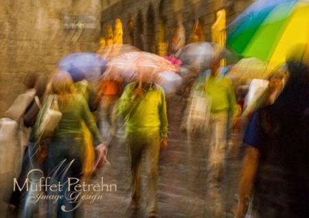 Siena Rain by Muffet Petrehn