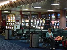 Las Vegas Airport - The Slots