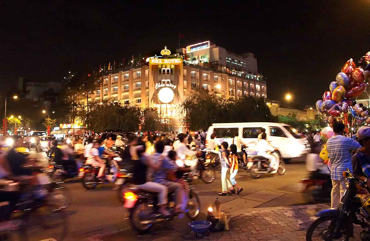 The Rex Hotel - Saigon, Vietnam